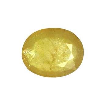 سنگ یاقوت زرد کد 5950