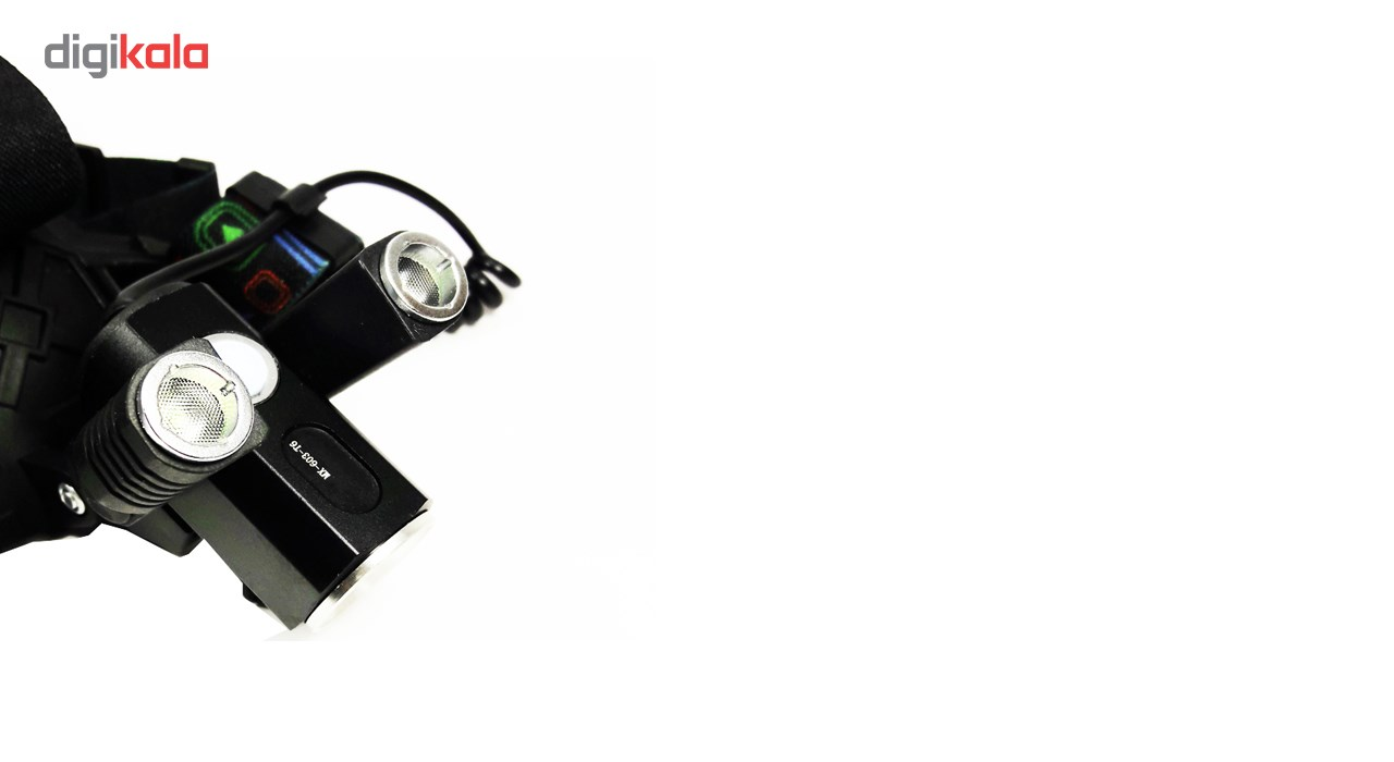 چراغ پیشانی مدل W603