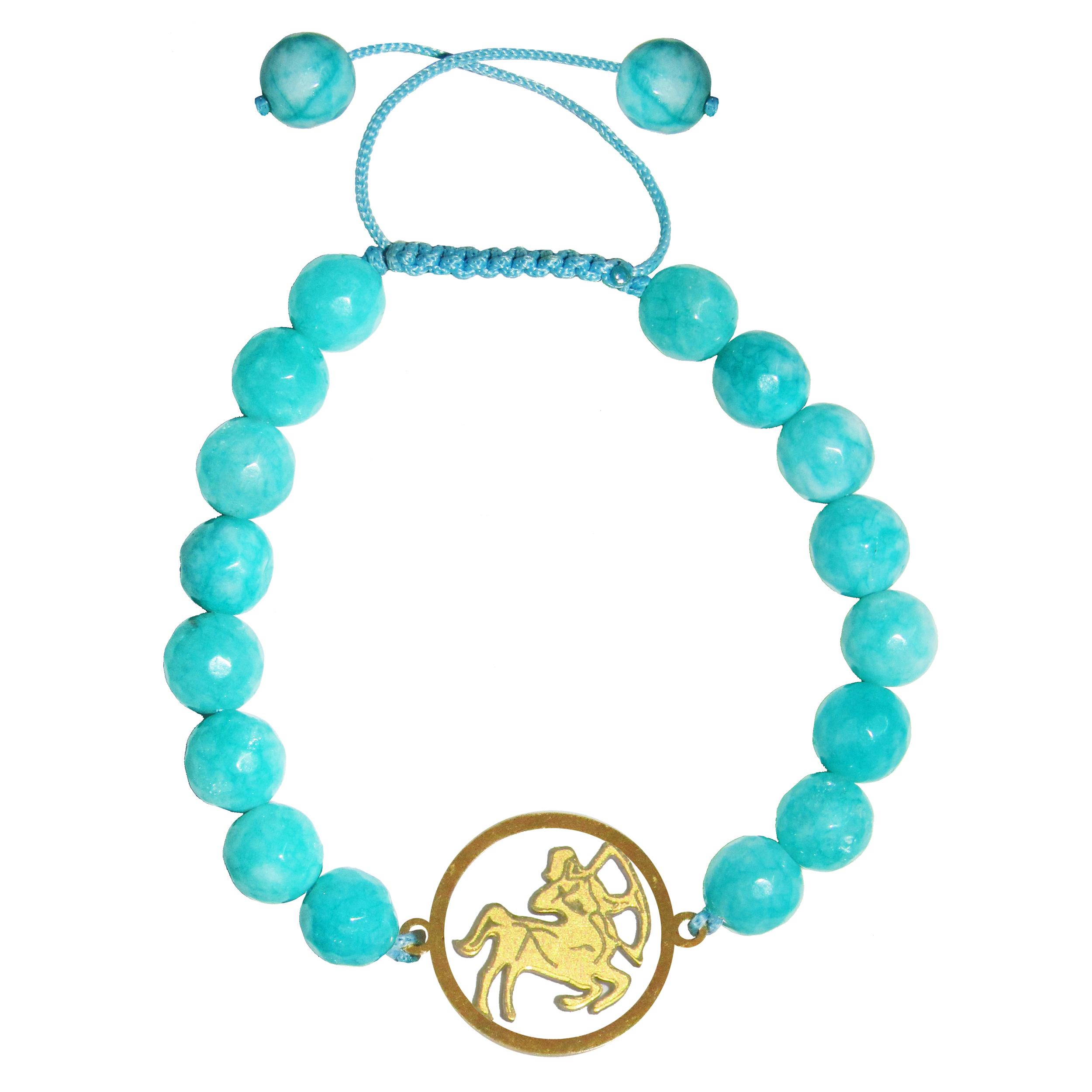 دستبند طرح ماه آذر کد C01