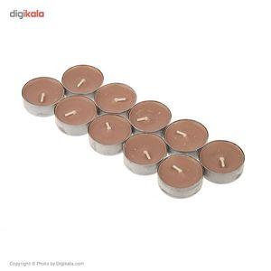 شمع وارمر سلین مدل Cinnamon بسته 10 عددی