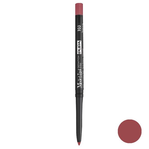 مداد لب پوپا مدل MADE TO LAST شماره 103