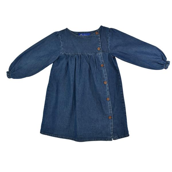 پیراهن دخترانه نیروان مدل 101076