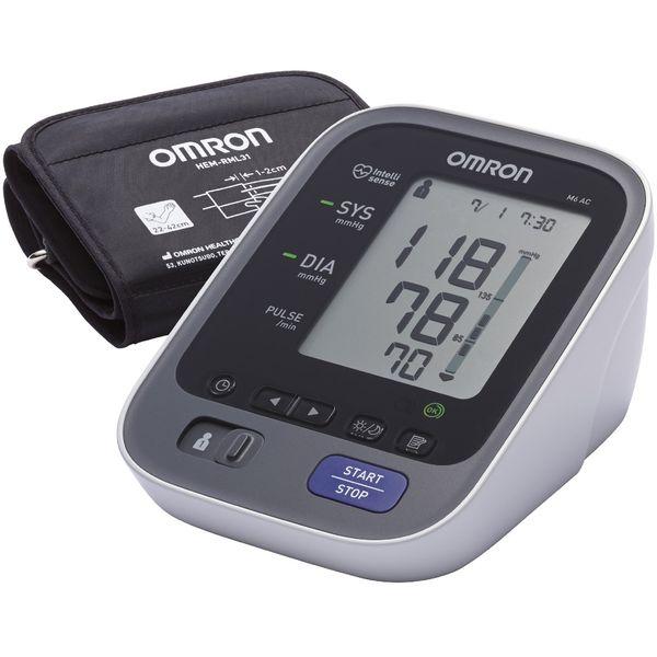 فشارسنج امرن مدل M6 AC | Omron M6 AC Blood Pressure Monitor