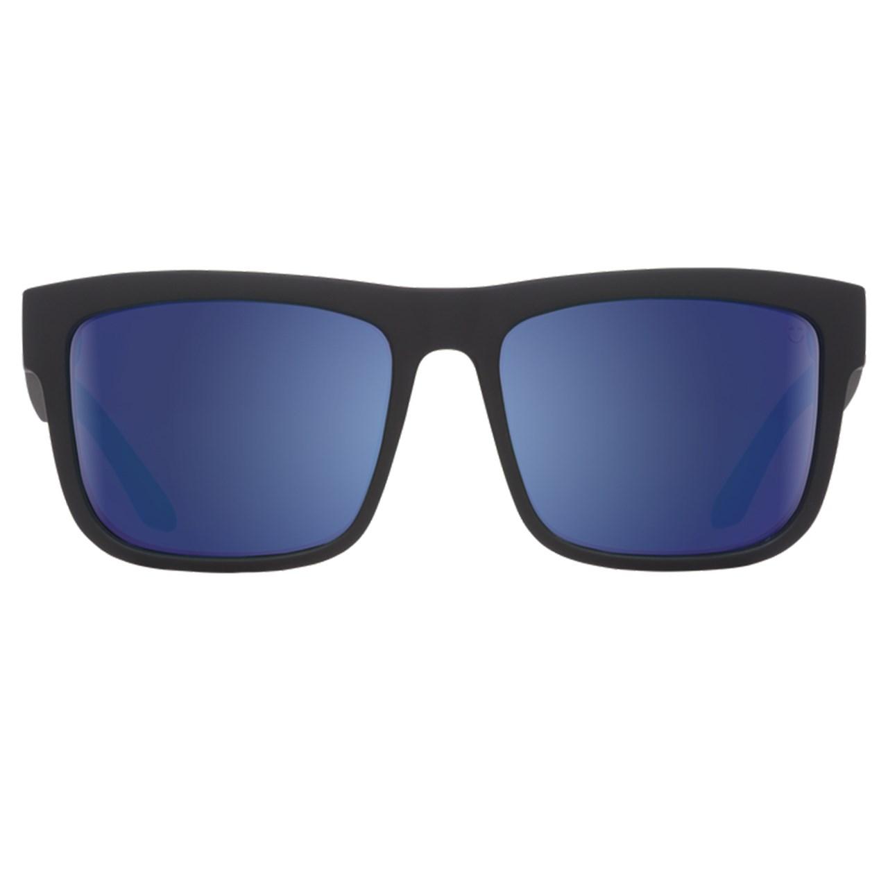 عینک آفتابی اسپای سری Discord مدل Matte Back Happy Bronze Polar Blue Spectra -  - 1