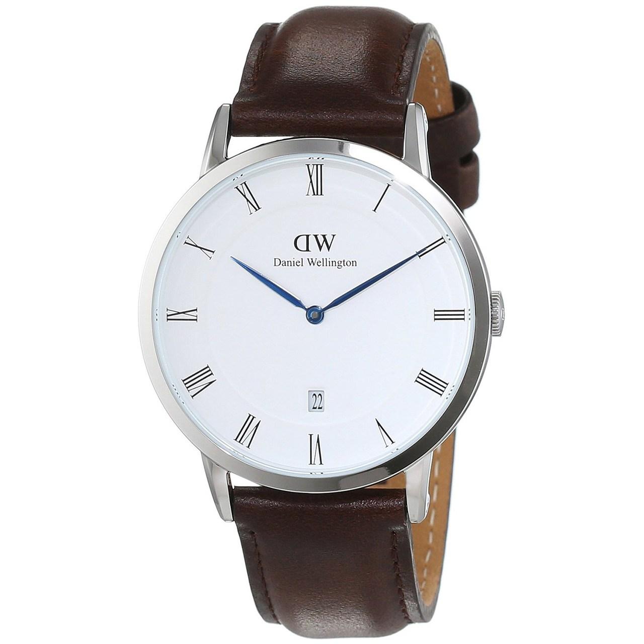 ساعت مچی عقربه ای مردانه دنیل ولینگتون مدل DW00100090