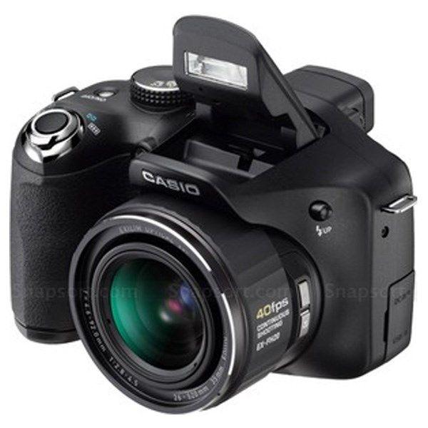 دوربین دیجیتال کاسیو اکسیلیم ای ایکس-اف اچ 20