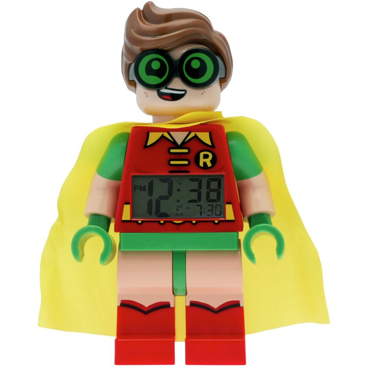 ساعت رومیزی لگو مدل LEGO BATMAN MOVIE Robin