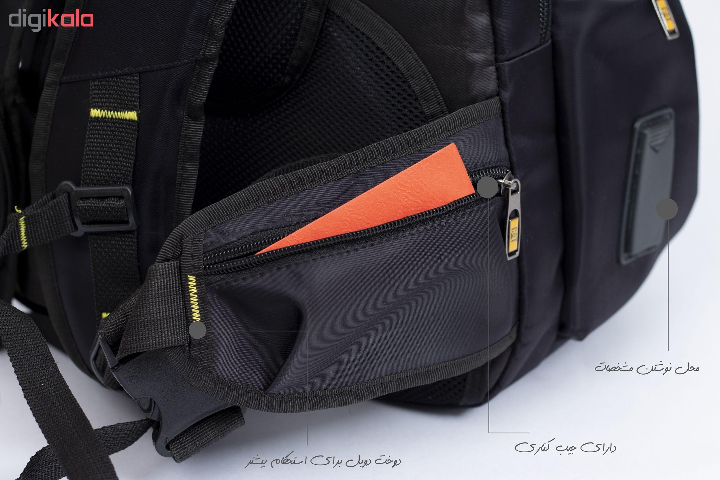 کوله پشتی لپ تاپ مدل FCLT3381 مناسب برای لپ تاپ  16.4 اینچی