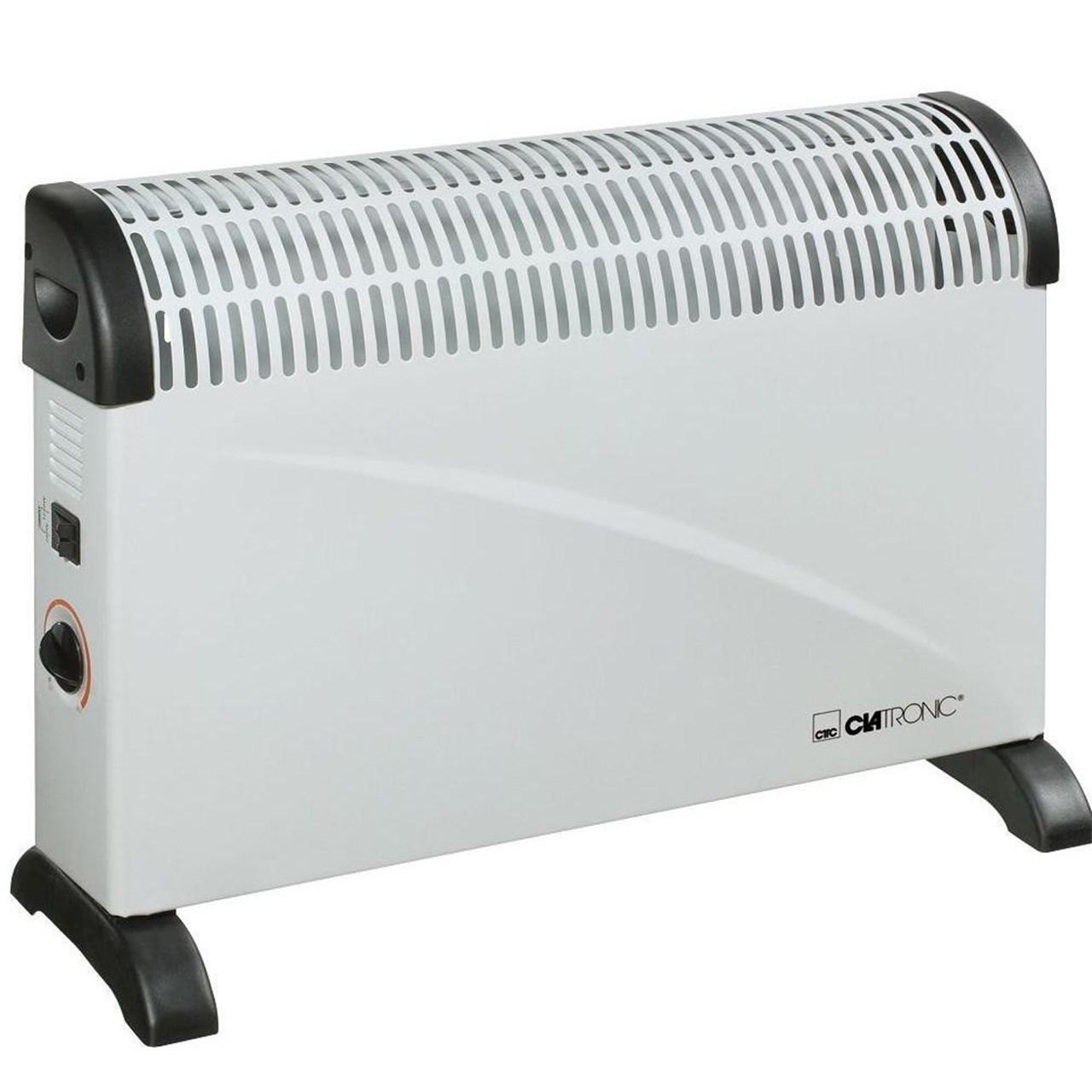 بخاری برقی کلترونیک مدل KH 3077