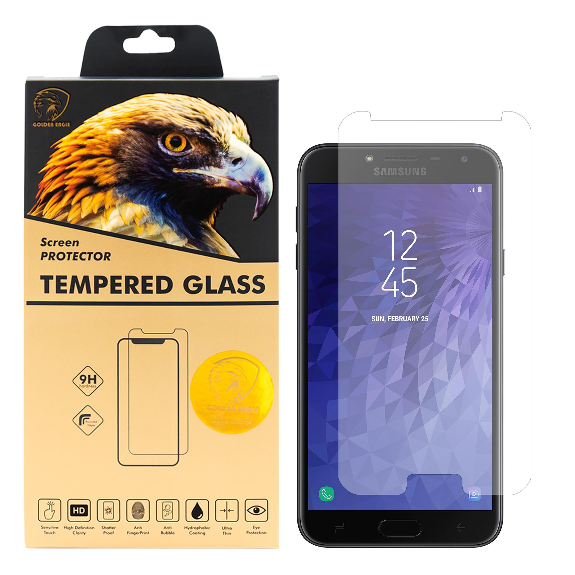محافظ صفحه نمایش گلدن ایگل مدل GLC-X1 مناسب برای گوشی موبایل سامسونگ Galaxy J4