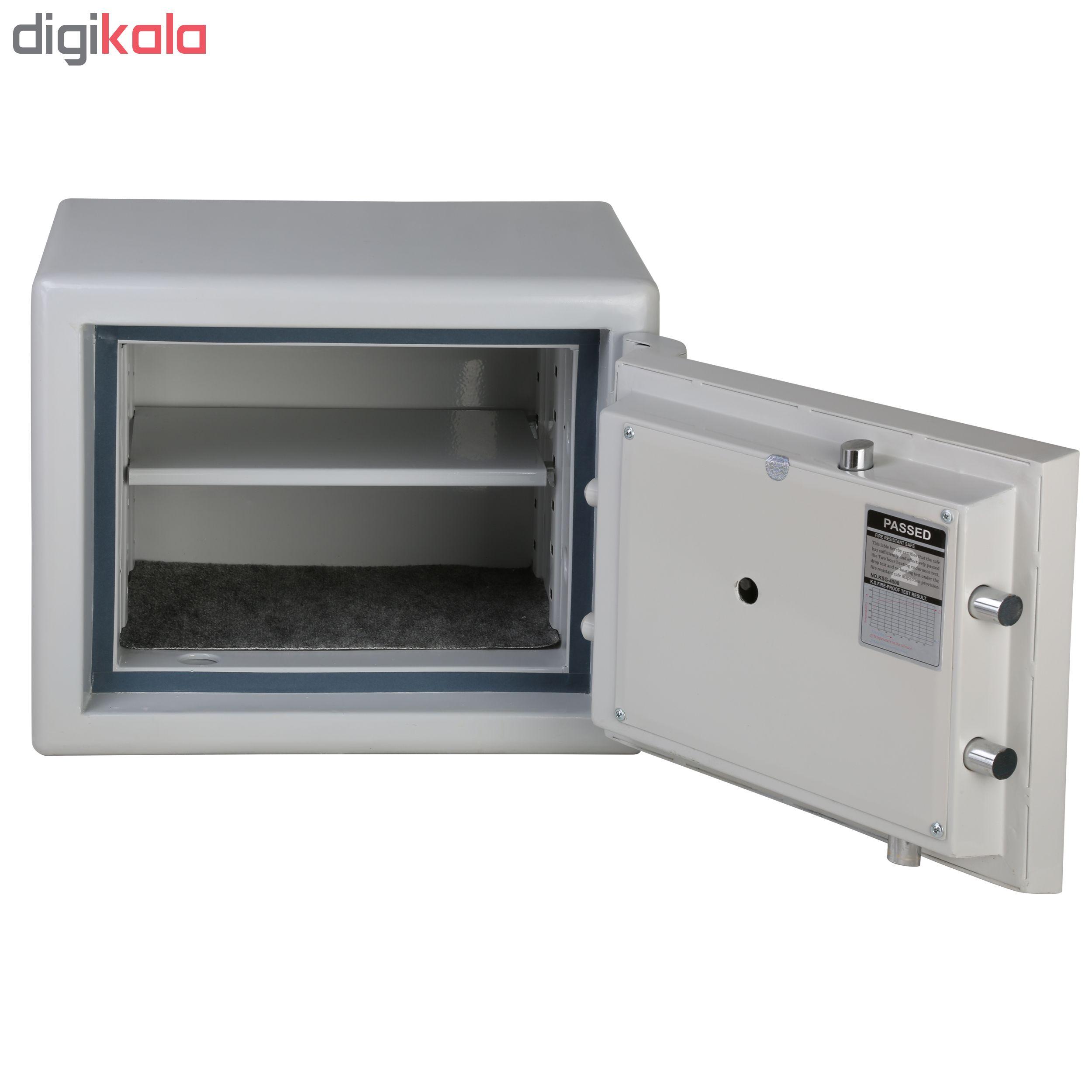 گاو صندوق گنجینه مدلGS-400-SDC