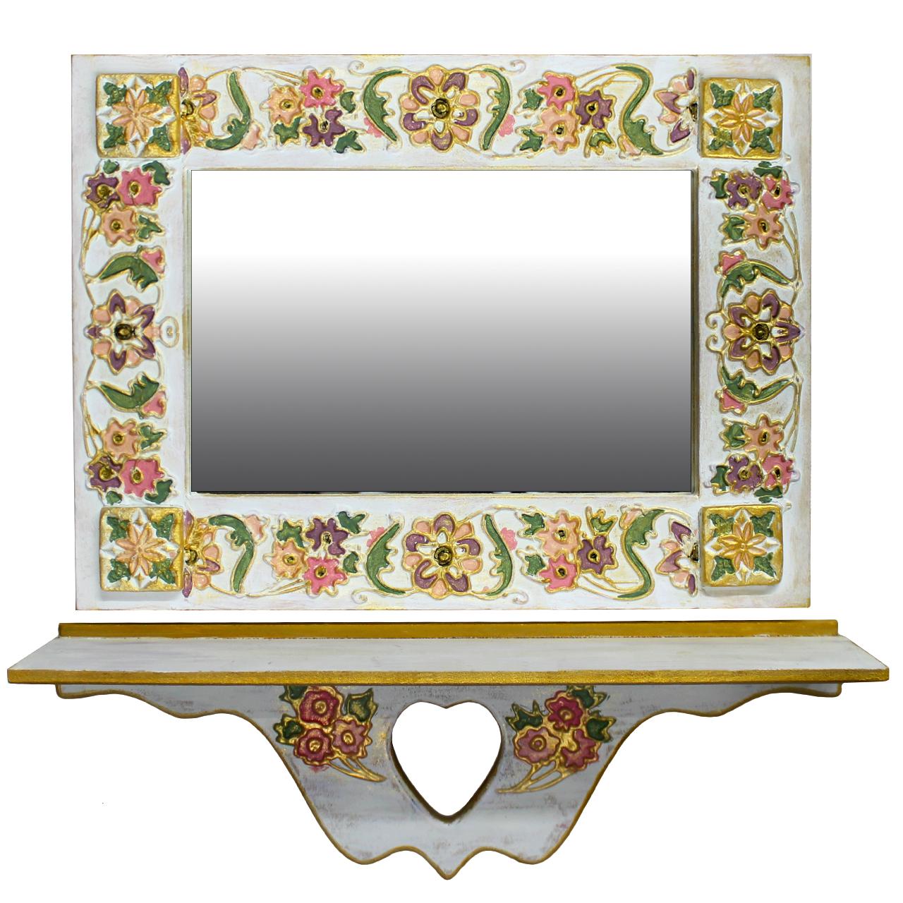 آینه و کنسول دست نگار کد 01-20