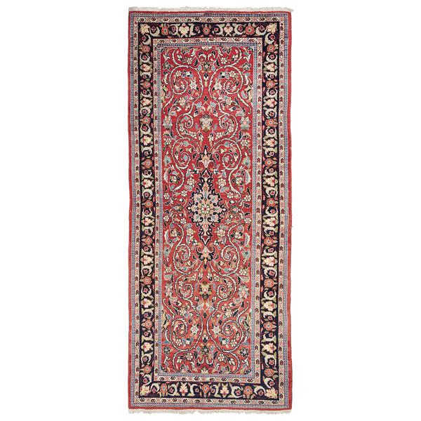 فرش دستباف قدیمی چهار متری حیدریان کد 64914