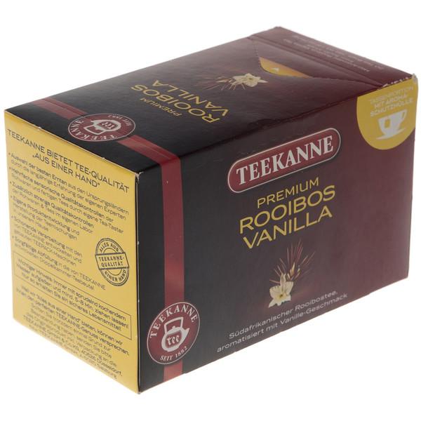 چای کیسه ای تی کانه مدل Roobios Vanilla بسته 20 عددی