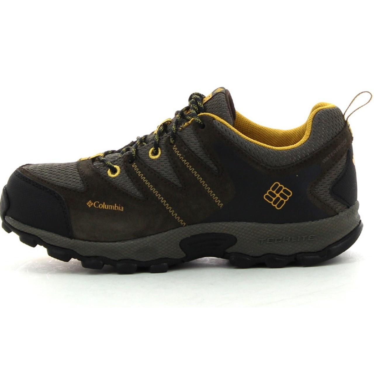 کفش مخصوص دویدن بچه گانه کلمبیا مدل Youth Peakfreak XCRSN Waterproof