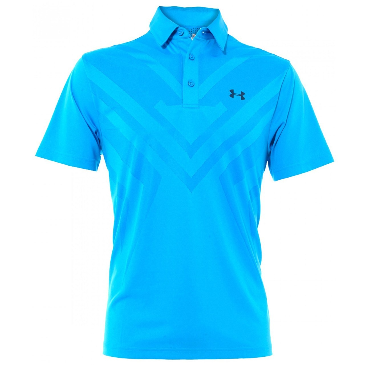پلو شرت مردانه آندر آرمور مدل Armourvent Tips