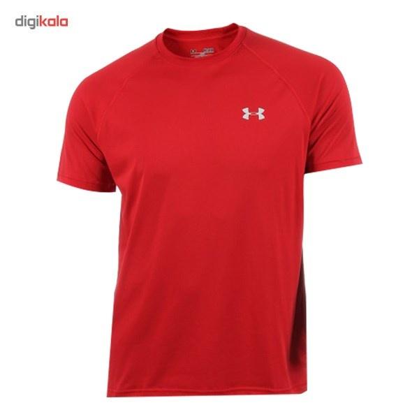 تی شرت مردانه آندر آرمور مدل UA Tech -  - 1