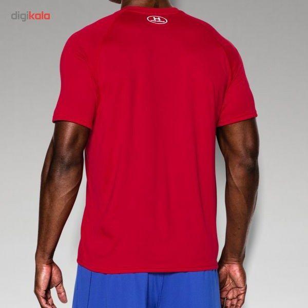تی شرت مردانه آندر آرمور مدل UA Tech -  - 4