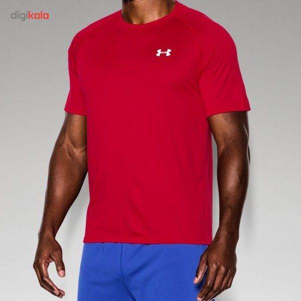 تی شرت مردانه آندر آرمور مدل UA Tech -  - 2