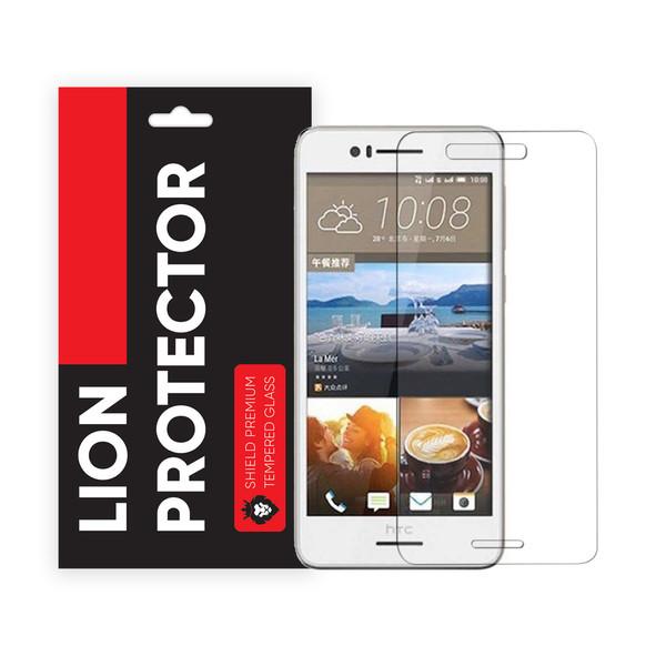 محافظ صفحه نمایش شیلد مدل Lion GLS مناسب برای گوشی موبایل اچ تی سی Desire 728