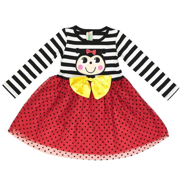 لباس دخترانه دینو مدل 16S1-034