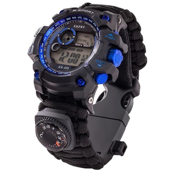 ابزار نجات طرح ساعت مچی مدل XAPWV SR-009