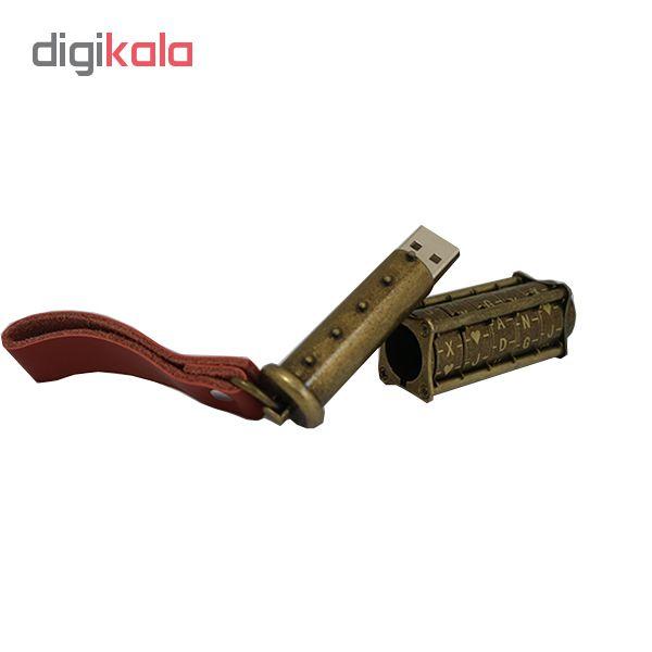 فلش مموری طرح قفل مدل Ul-Lc01 ظرفیت32گیگابایت