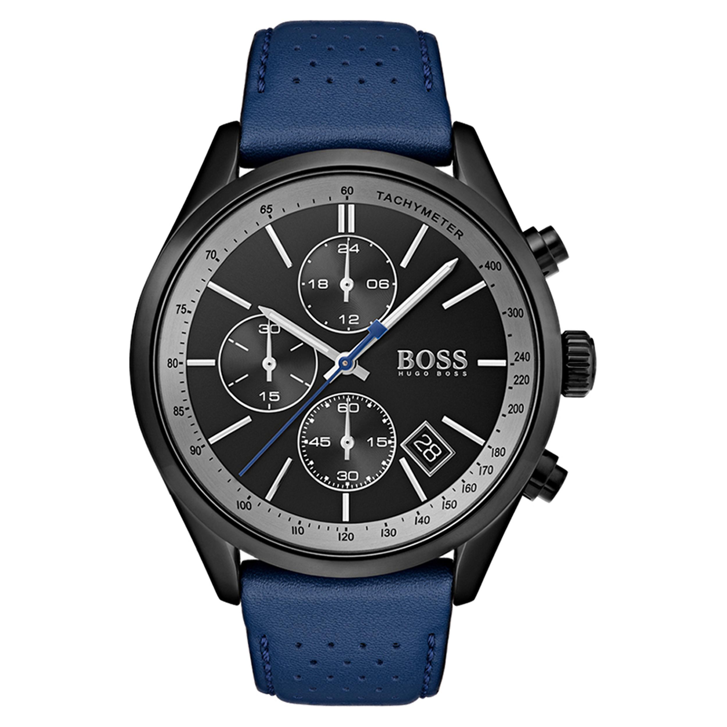 ساعت مچی عقربه ای مردانه هوگو باس مدل ۱۵۱۳۵۶۳
