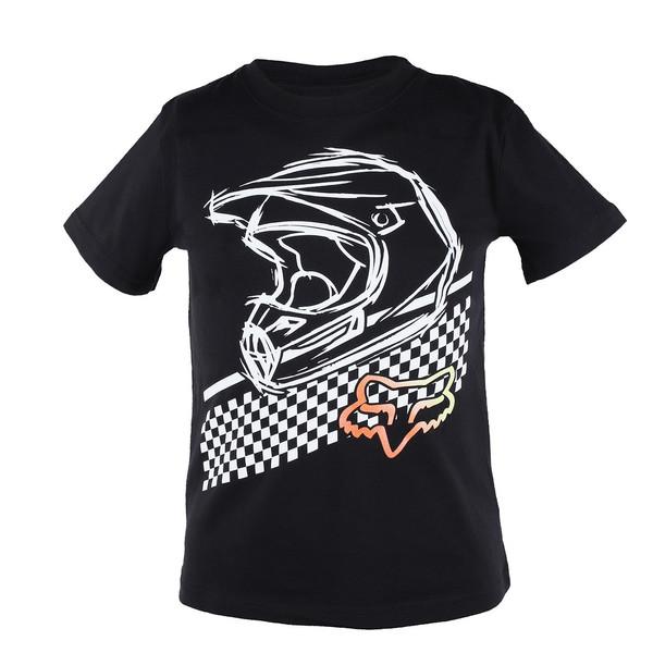 تی شرت آستین کوتاه پسرانه فاکس مدل Olathe