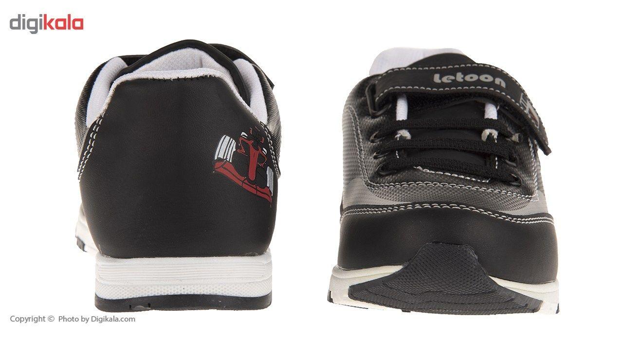 کفش راحتی بچه گانه لتون مدل Yabbe -  - 3