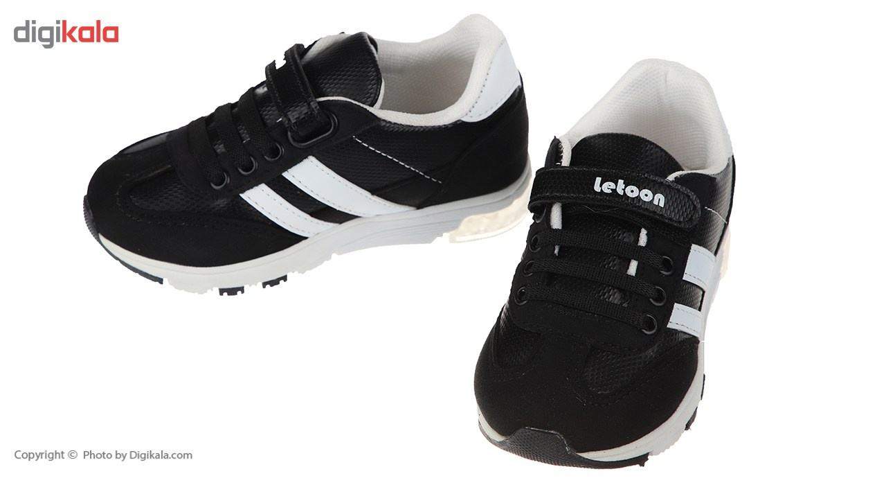 کفش راحتی بچه گانه لتون مدل Batt main 1 4