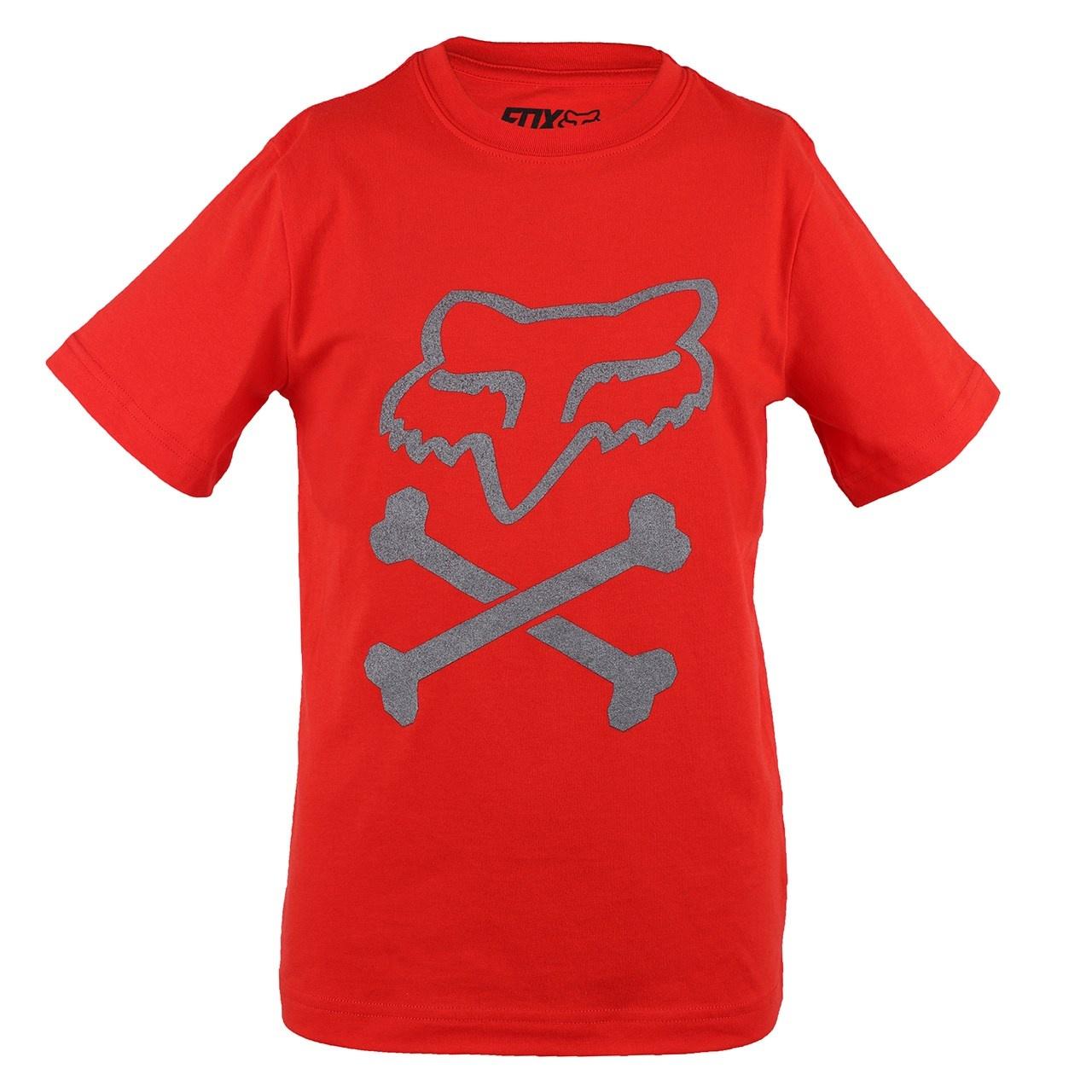 تی شرت آستین کوتاه بچگانه فاکس مدل Lansing