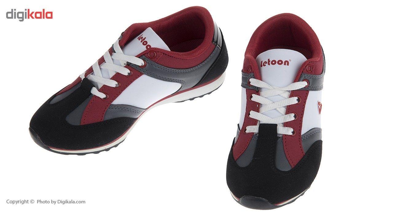 کفش راحتی بچه گانه لتون مدل Karulo main 1 6