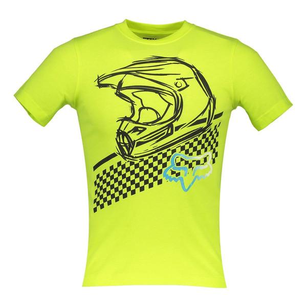 تی شرت آستین کوتاه پسرانه فاکس مدل Olathe S/S Tee