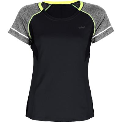 تصویر تی شرت آستین کوتاه زنانه ژوانو مدل UT52215