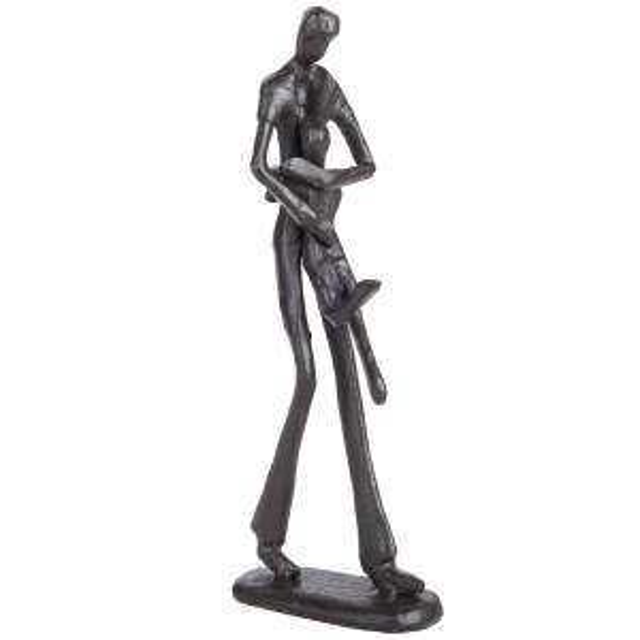 تندیس فلزی مدل Hug
