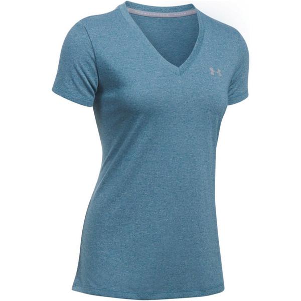 تی شرت آستین کوتاه زنانه آندر آرمور مدل LG