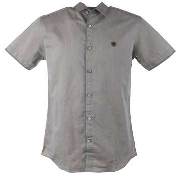 پیراهن آستین کوتاه مردانه ماب مدل 0027/05