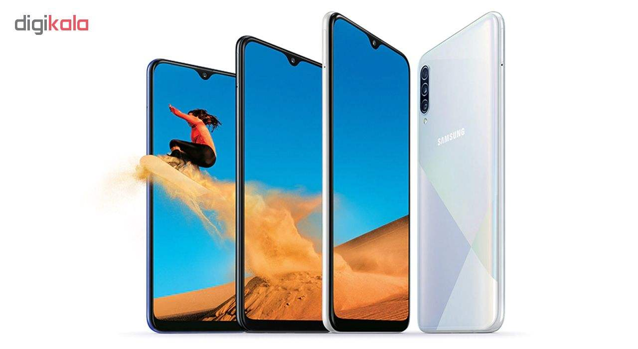 گوشی موبایل سامسونگ مدل Galaxy A30s SM-A307FN/DS دو سیم کارت ظرفیت 32 گیگابایت main 1 12