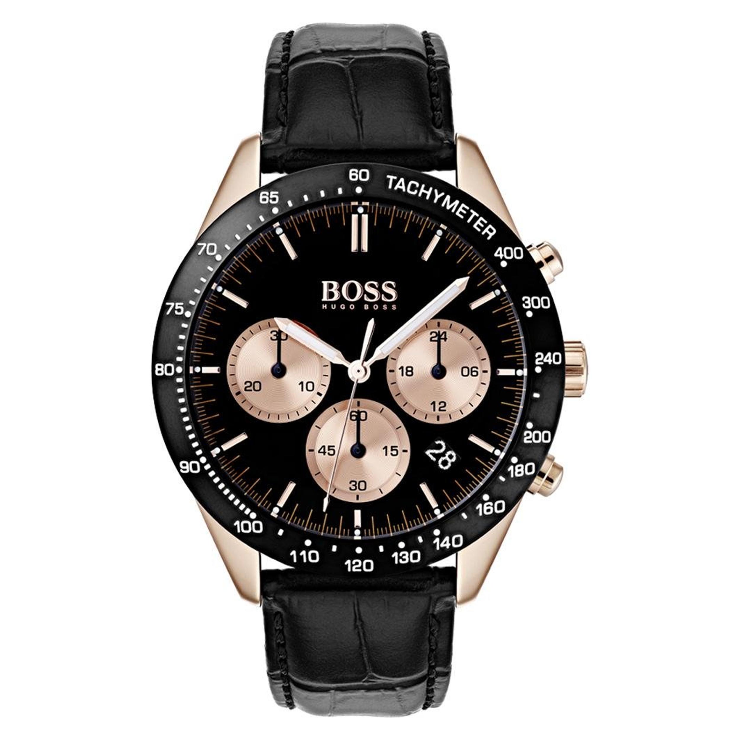 ساعت مچی عقربه ای مردانه هوگو باس مدل 1513580