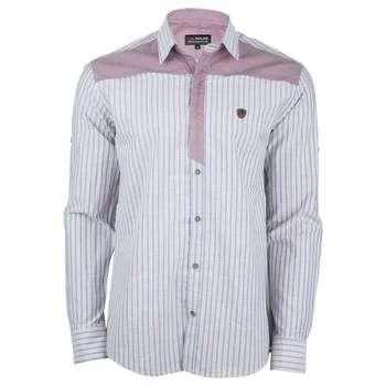 پیراهن آستین بلند مردانه ماب مدل 0026/02