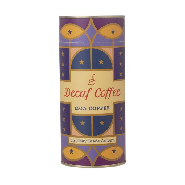 قهوه موآ بدون کافئین مقدار ۲۰۰ گرم
