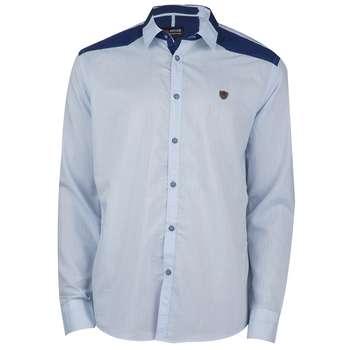 پیراهن آستین بلند مردانه ماب مدل 0025/07