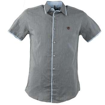 پیراهن آستین کوتاه مردانه ماب مدل 0027/02
