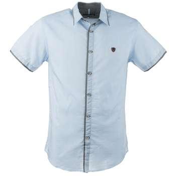 پیراهن آستین کوتاه مردانه ماب مدل 0027/04