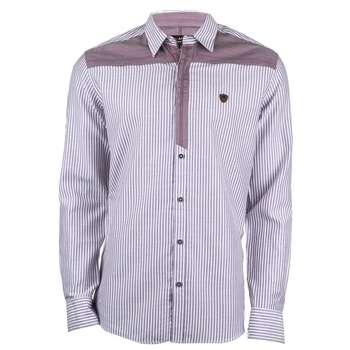 پیراهن آستین بلند مردانه ماب مدل 0026/01