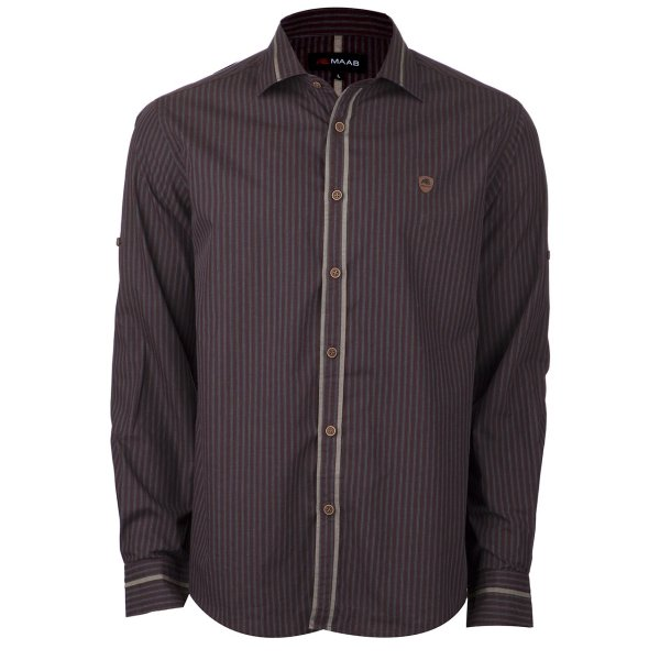 پیراهن آستین بلند مردانه ماب مدل 0091/01