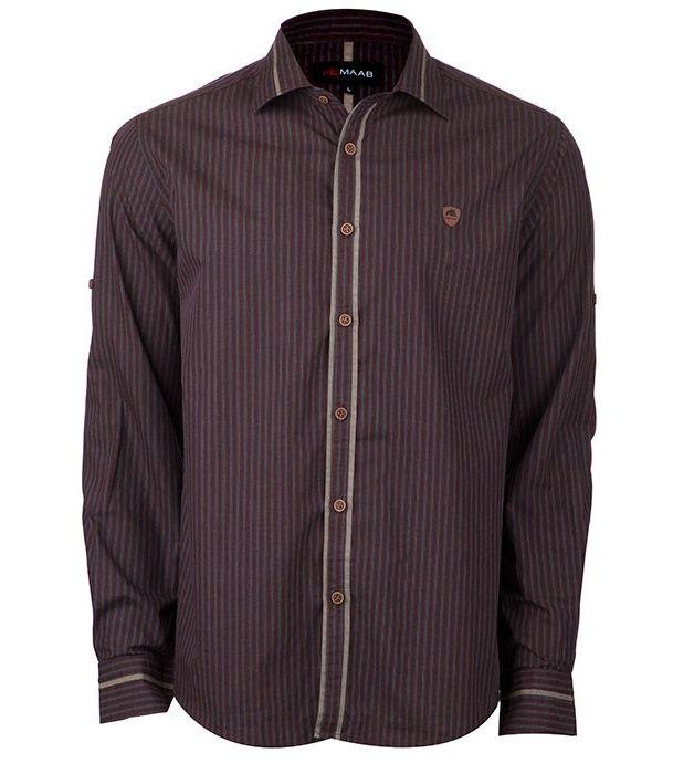پیراهن آستین بلند مردانه ماب مدل 0091/01 -  - 2