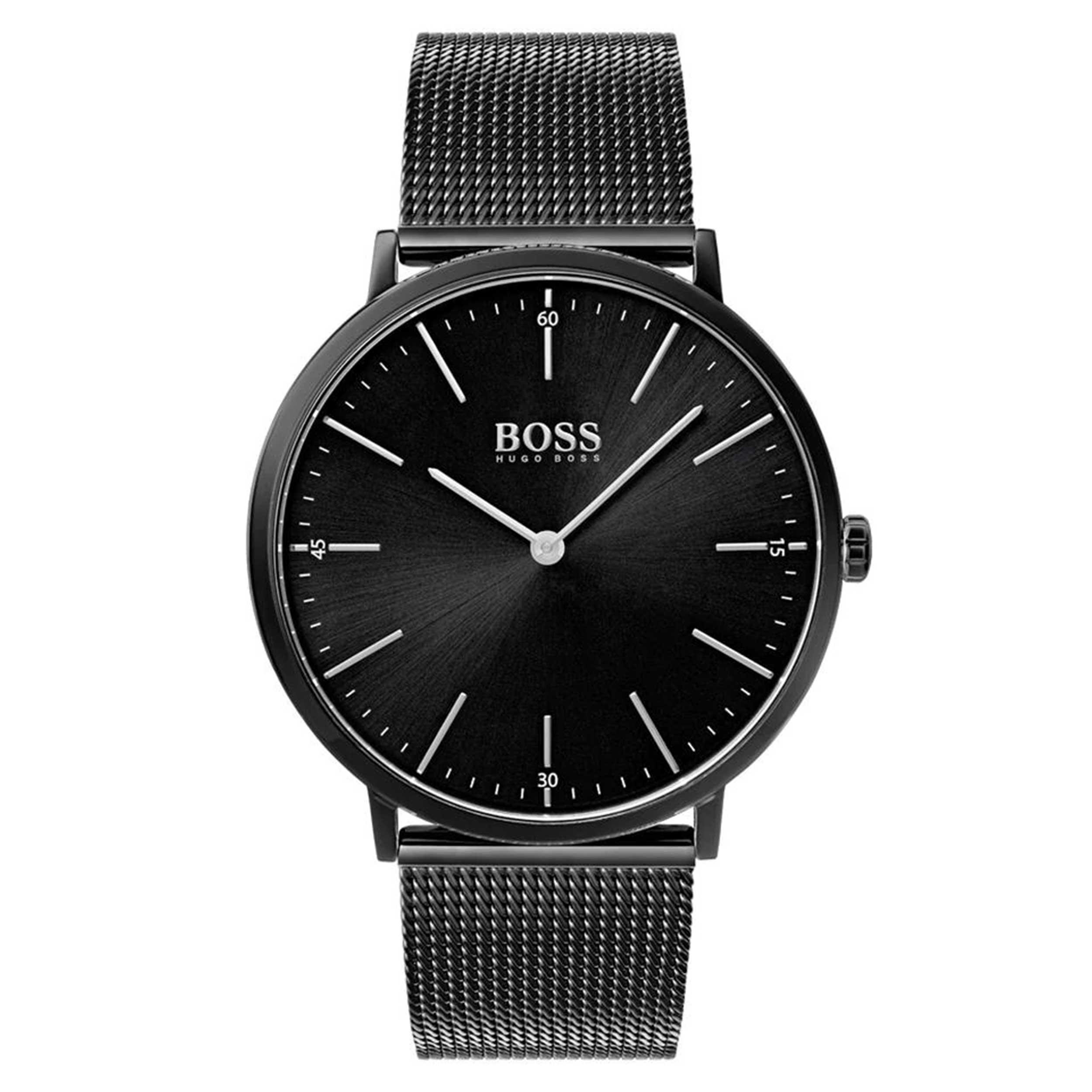 ساعت مچی عقربه ای مردانه هوگو باس مدل 1513542