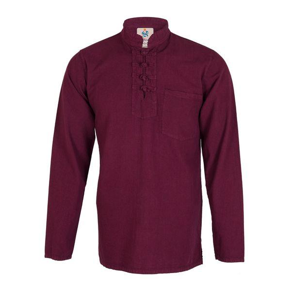 پیراهن مردانه چترفیروزه کد 6